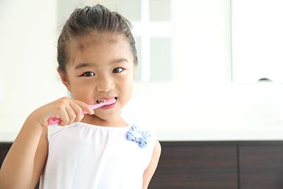 こどもの歯は予防が大切です